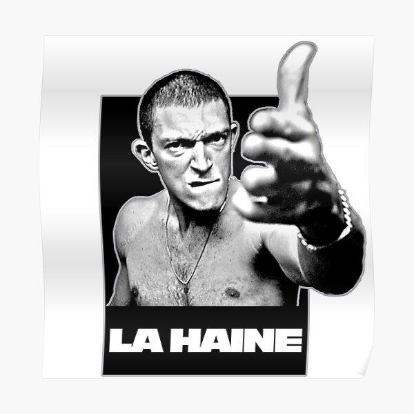 La Haine - Vinz Poster