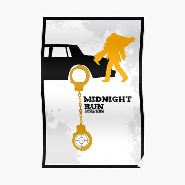 Midnight Run (1988) Poster