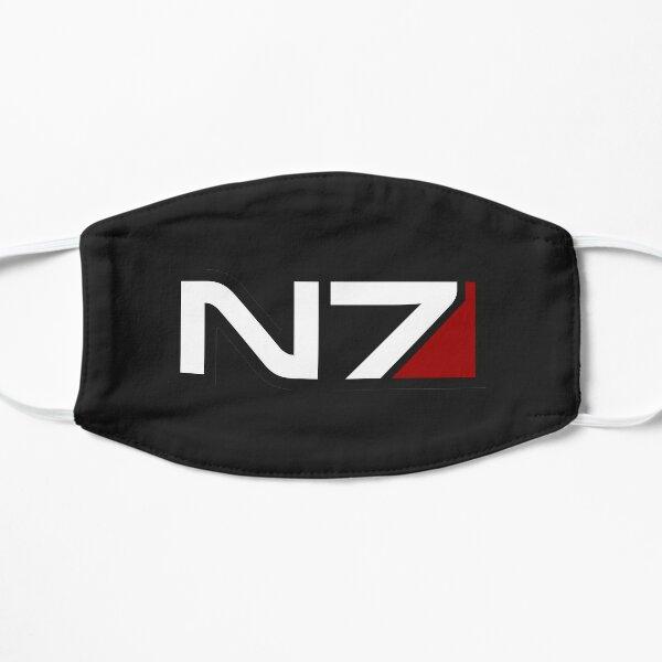 Emblème N7, Mass Effect Masque sans plis