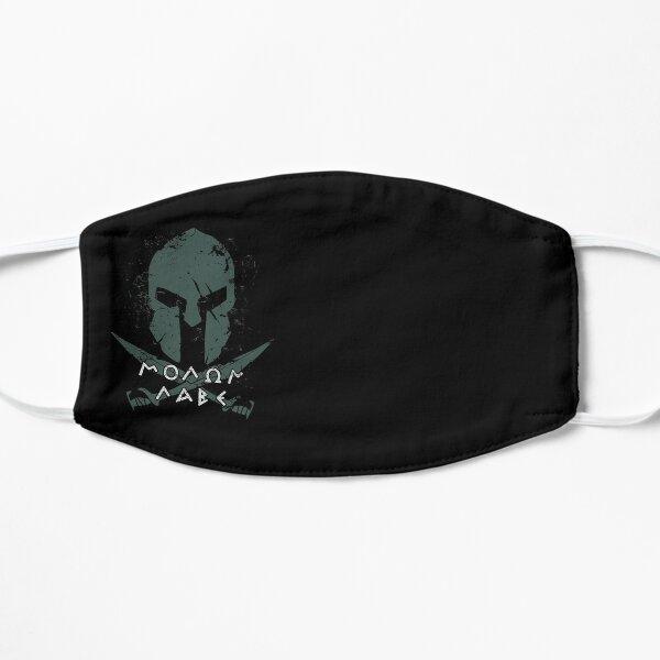 Spartan Molon Labe Helmet T-Shirt Mask