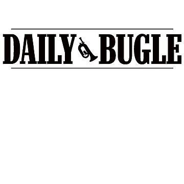 Daily Bugle by thisislumos