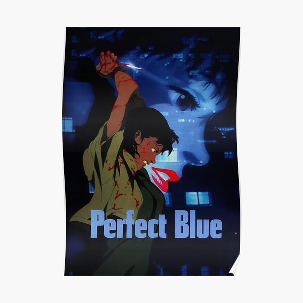 Perfect Blue Poster Poster