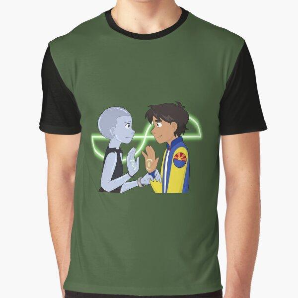 Infinity Train Graphic T-Shirt