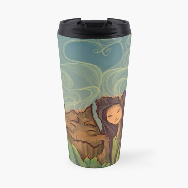 Lava Love Travel Mug
