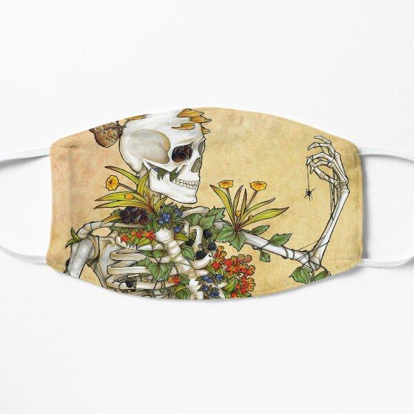 Bones and Botany Flat Mask