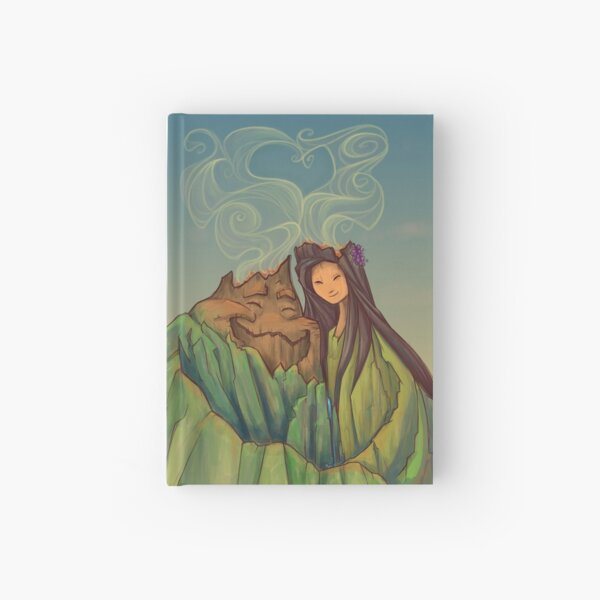 Lava Love Hardcover Journal