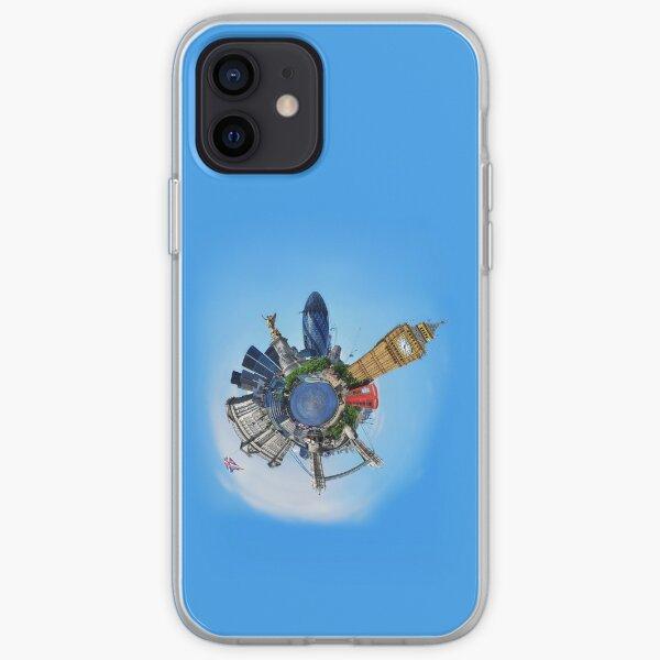 iPhone 4 Case: Little Planet London iPhone Soft Case