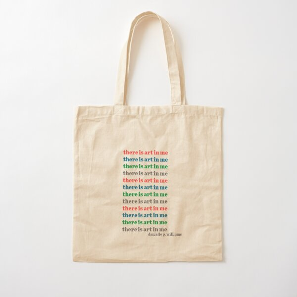 There Is Art In Me 1 Cotton Tote Bag
