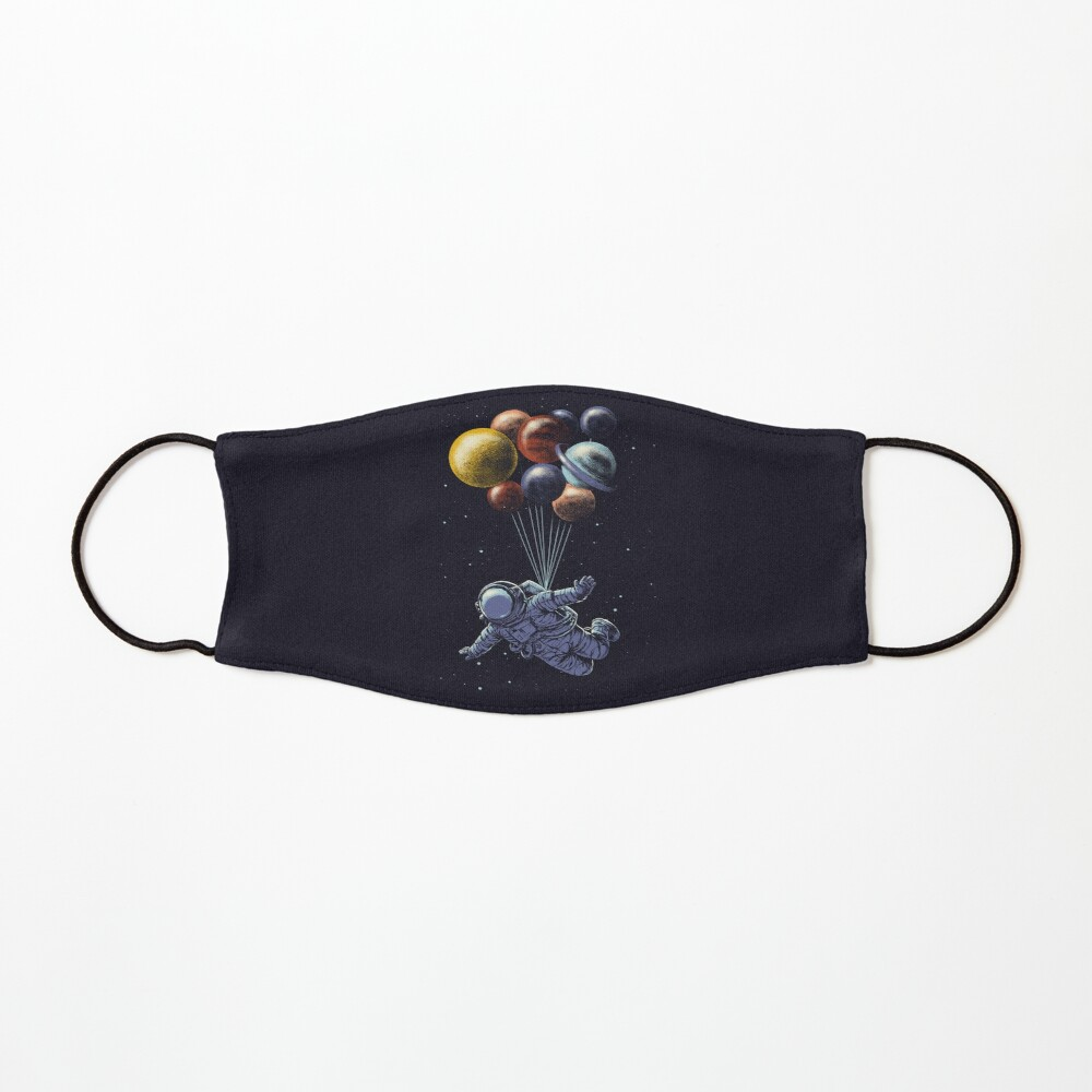 Space Travel Mask