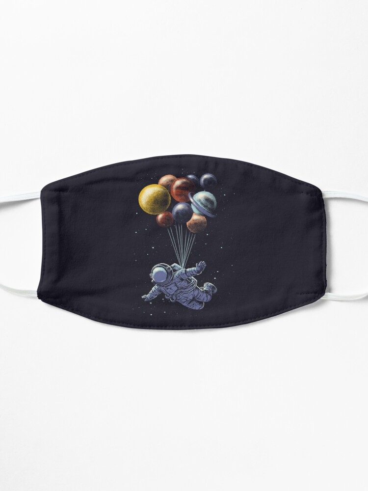 Alternate view of Space Travel Mask