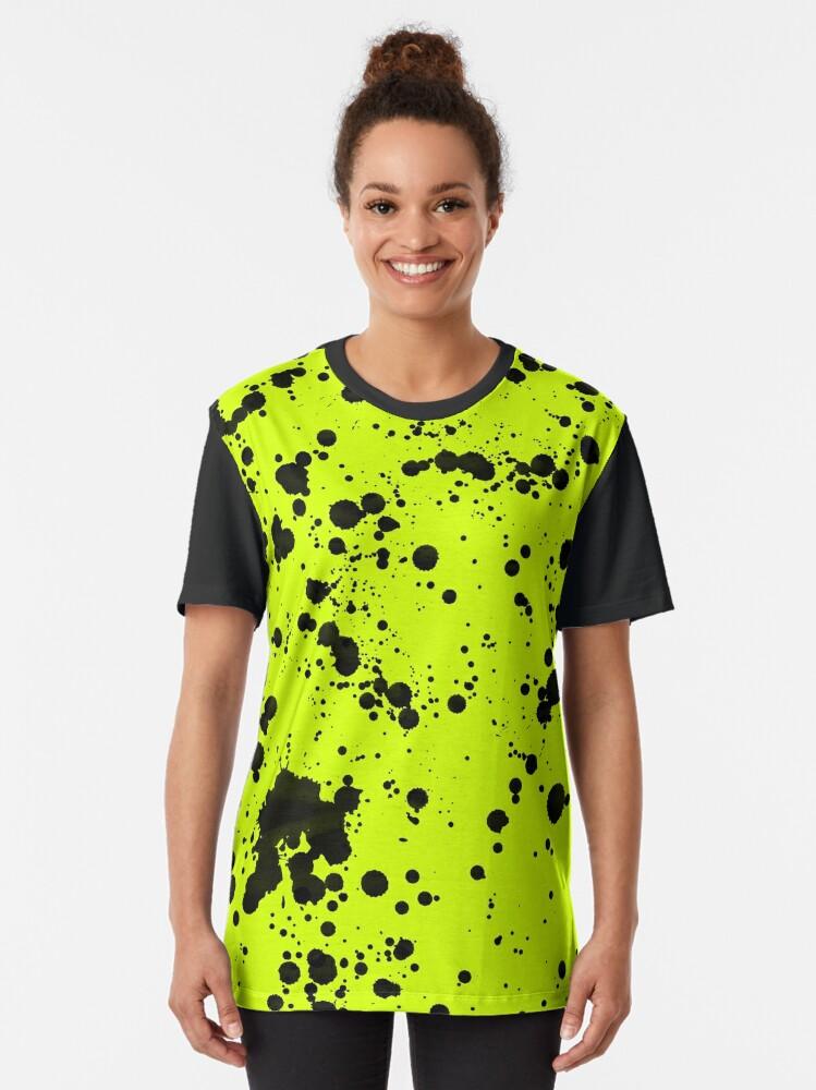 Neon Aesthetic T Shirt By Trajeado14 Redbubble