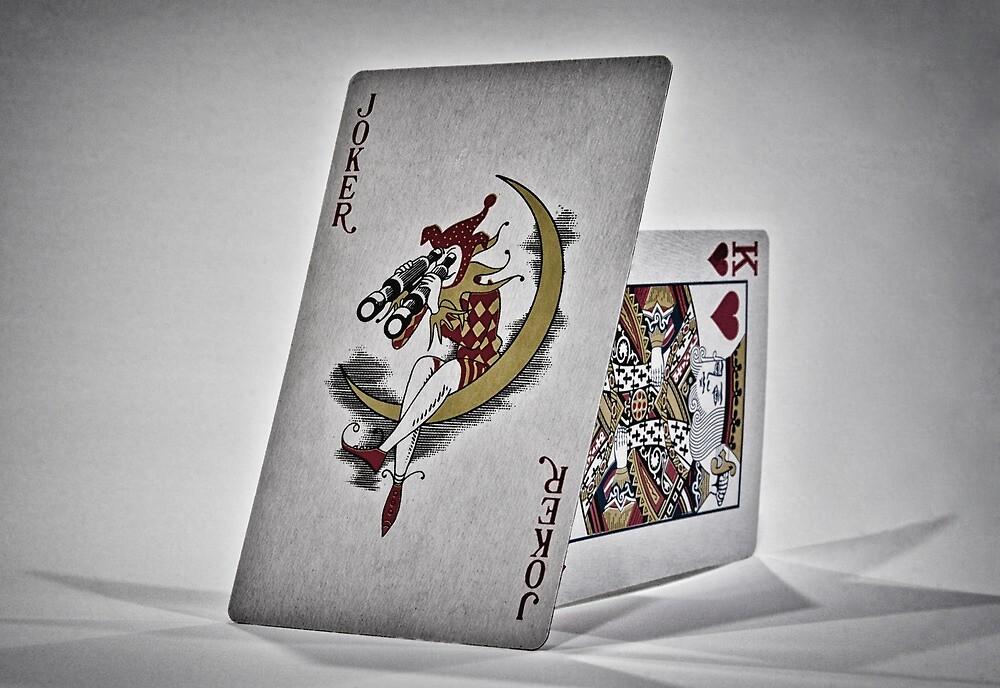 Joker & King by Robert Farkas