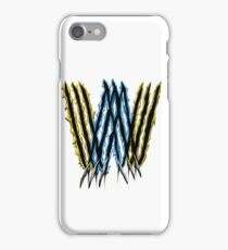 Geek letter W iPhone Case/Skin