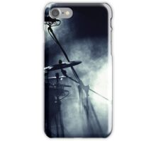 Drumming my heart iPhone Case/Skin