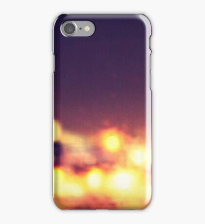 lights beyond iPhone Case/Skin