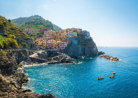 «Cinque Terre, Italy» de James Farley
