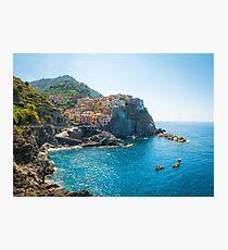 Cinque Terre, Italy Photographic Print