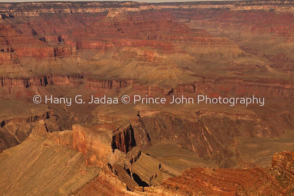 The Grand Grand Canyon - Southern Rim - 14 ©  by © Hany G. Jadaa © Prince John Photography