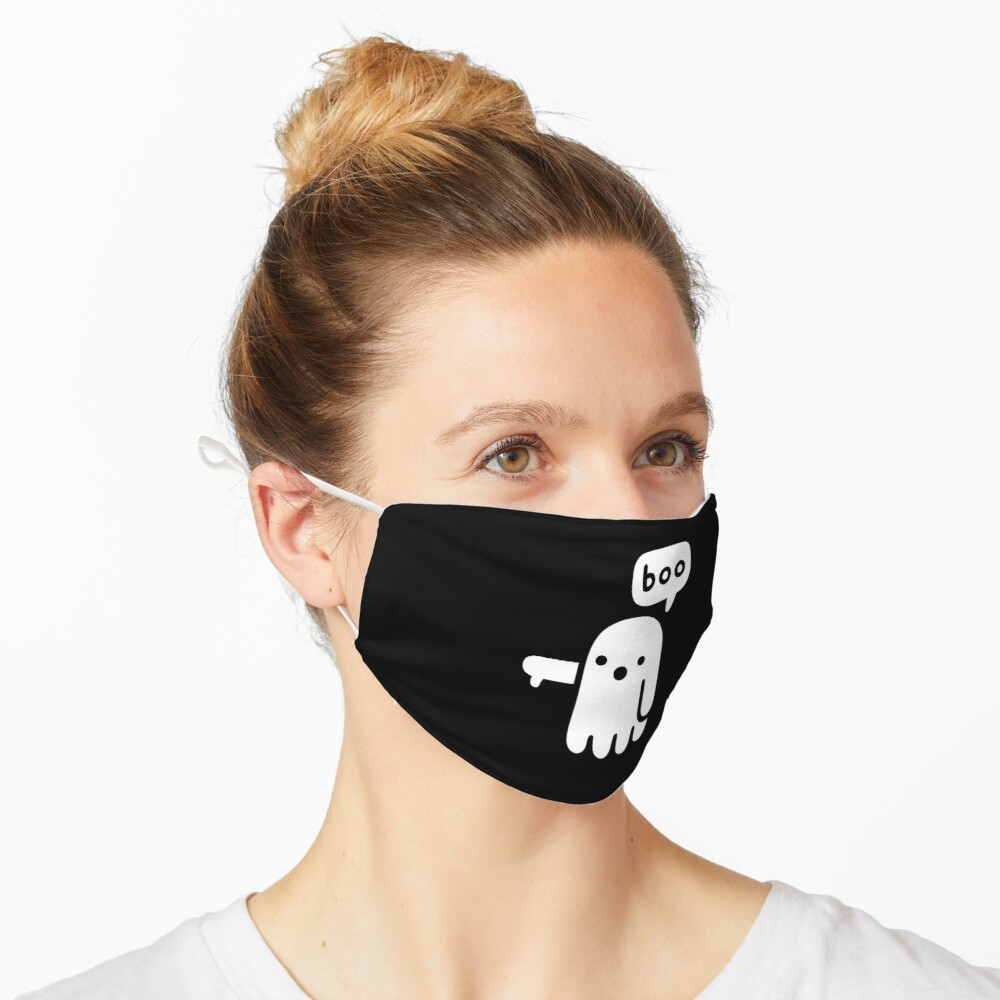 Ghost Of Disapproval Mask