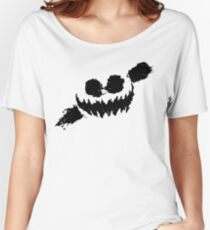 Knife Party; Haunted House Women's Relaxed Fit T-Shirt