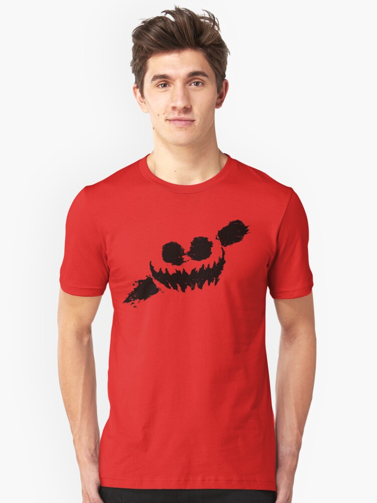 Knife Party; Haunted House Unisex T-Shirt Front