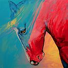Painted Horse by Michael Creese