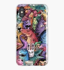 Colourful Community iPhone Case/Skin