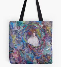 The Eye of Time Tote Bag