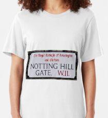 Notting Hill Gate Slim Fit T-Shirt