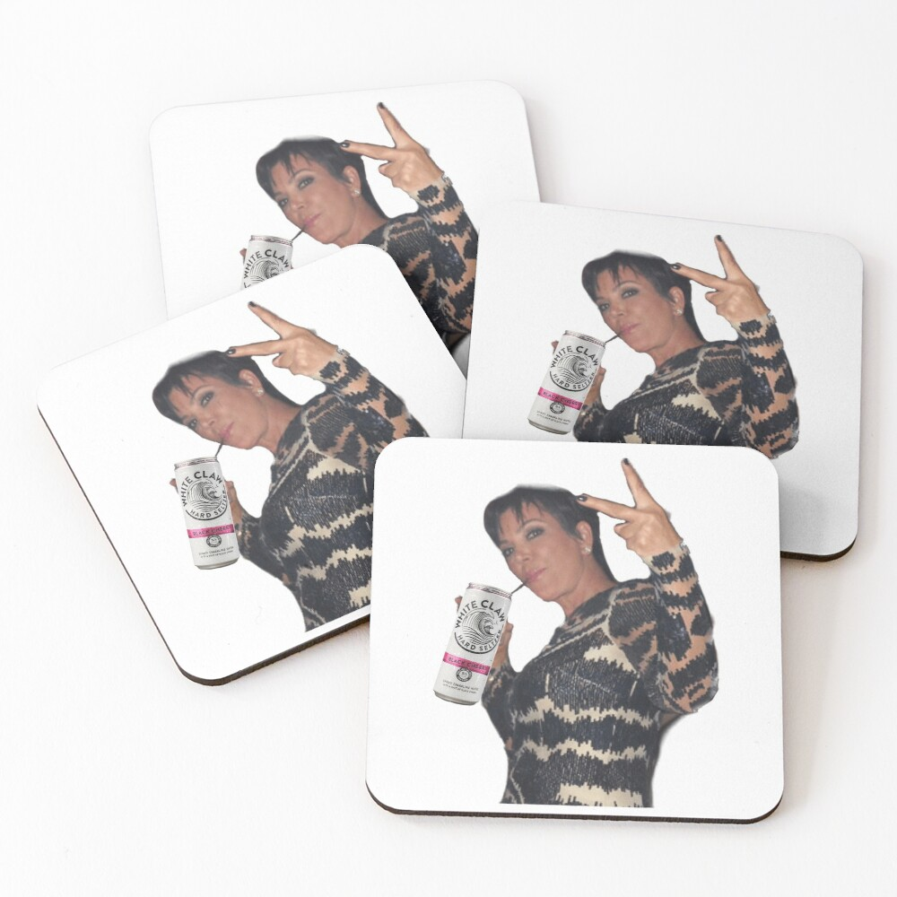 Kris Claw Coasters (Set of 4)