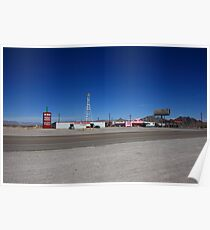 Lathrop Wells, Nevada Poster