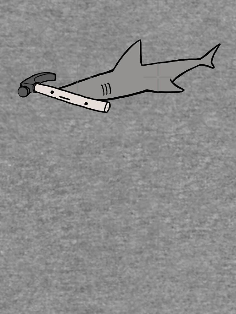 Hammerhead Shark by cheezup