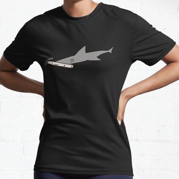 Hammerhead Shark Active T-Shirt