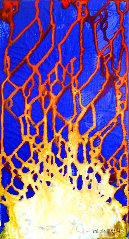 Acrylic on Canvas, ©2012MikeElliott by mikey elliott
