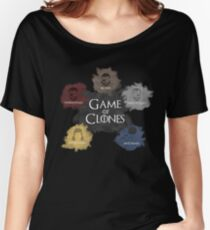 Game of Clones Metal Gear Women's Relaxed Fit T-Shirt