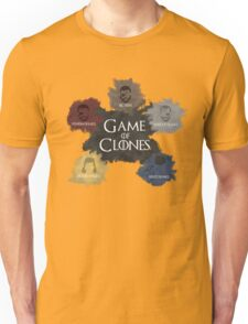 Game of Clones Metal Gear Unisex T-Shirt