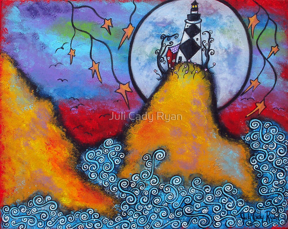 Hope In Isolation by Juli Cady Ryan