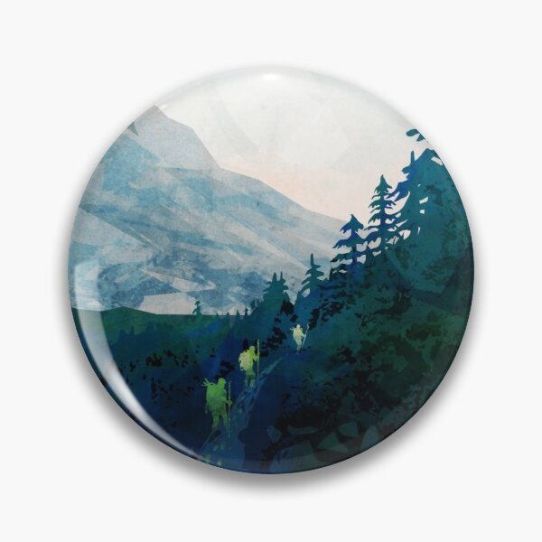 Heritage Art Series - Jade Pin