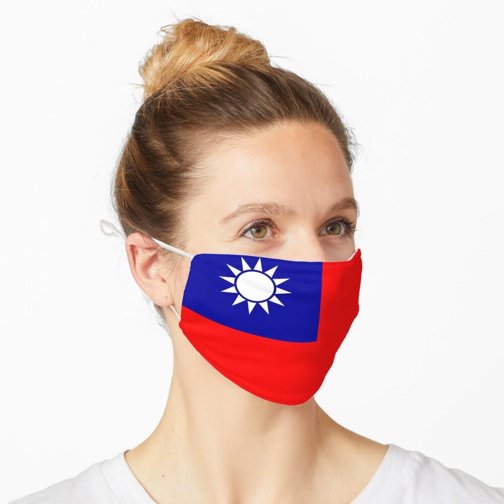 Taiwan flag Taiwan Mask