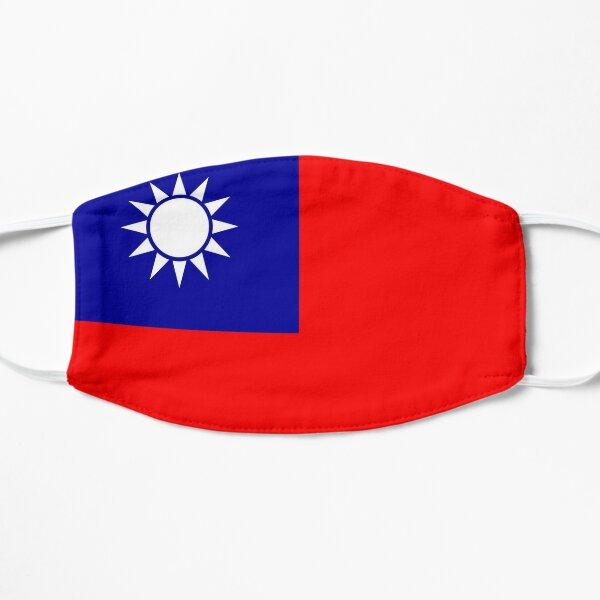 Taiwan flag Taiwan Flat Mask