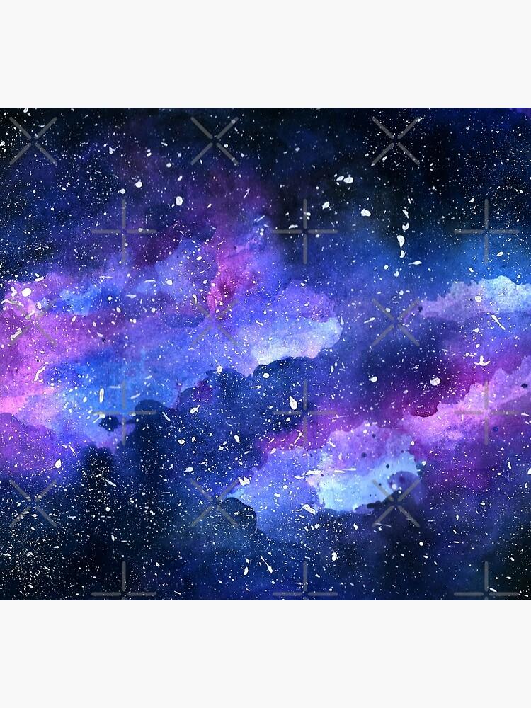 Galaxy by KathrinLegg