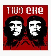 2 Che Photographic Print