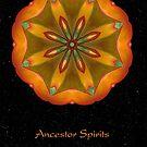 Ancestor Spirits II by Karen Casey-Smith