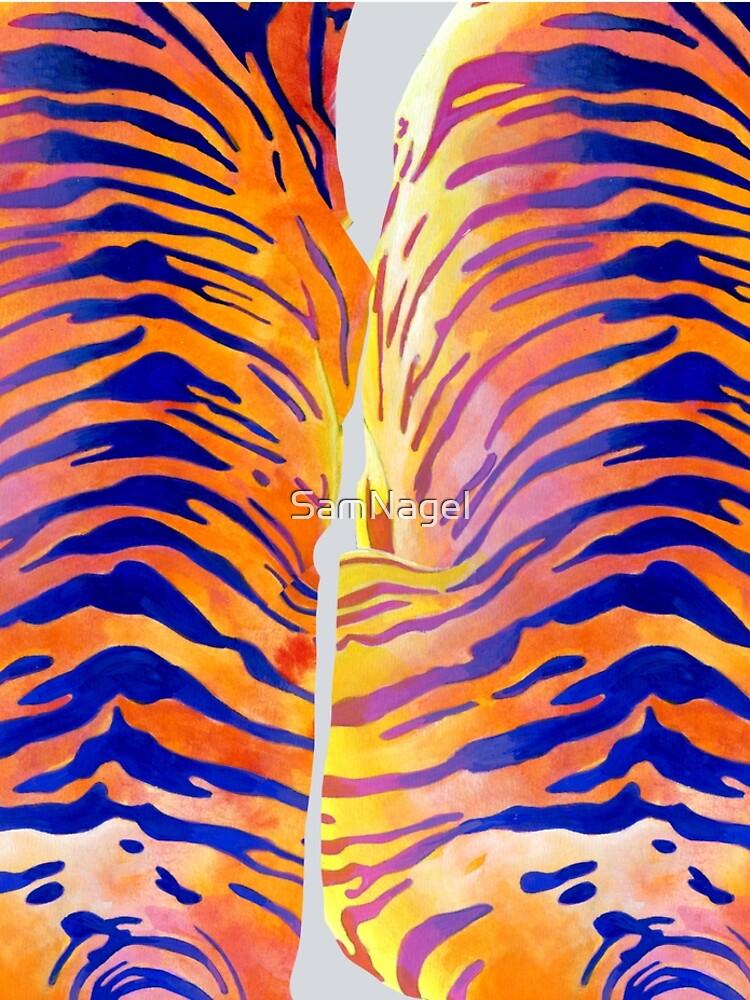 Bengal Tiger by SamNagel