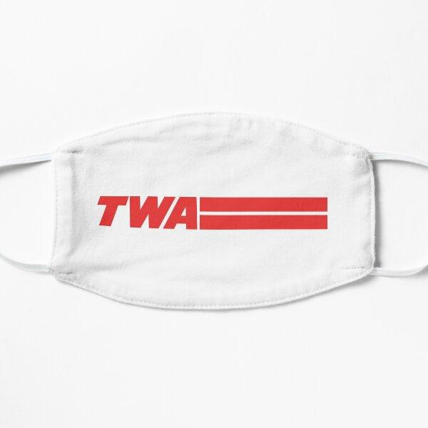 TWA Airlines - Vintage Logo Mask