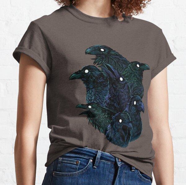 Raven pattern Classic T-Shirt