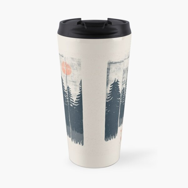 A Fox in the Wild... Travel Mug