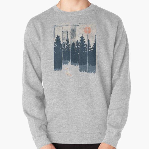 A Fox in the Wild... Pullover Sweatshirt