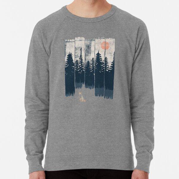 A Fox in the Wild... Lightweight Sweatshirt