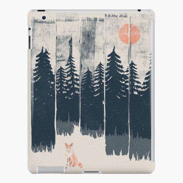 Un zorro en estado salvaje ... Funda rígida para iPad
